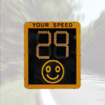DSD Speed Display Sign